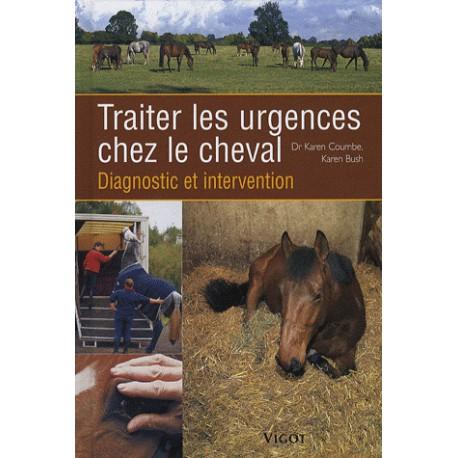 Traiter les urgences chez le cheval