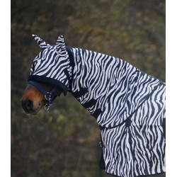 Protection encolure Zebra