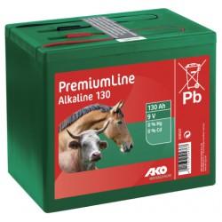 Pile sèche ALKALINE 9V