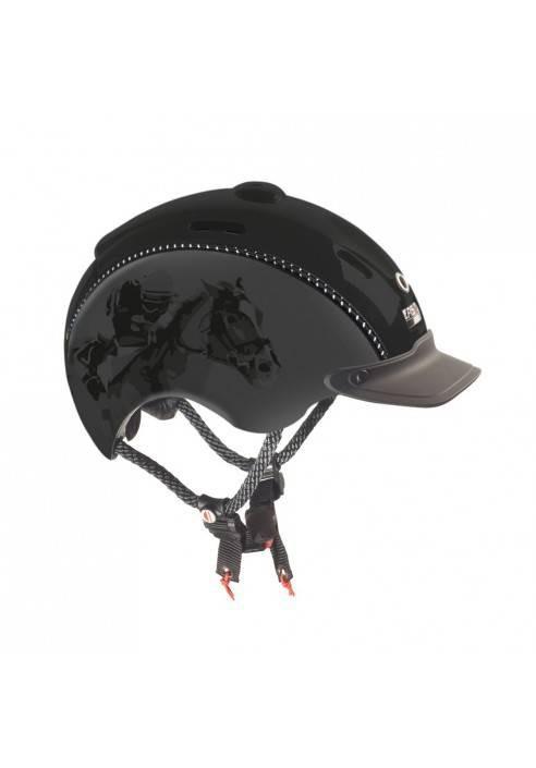 Noir jockey