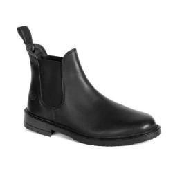 Boots cuir -EXEL-