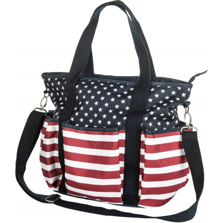 Sac de pansage XL Stars & Stripes