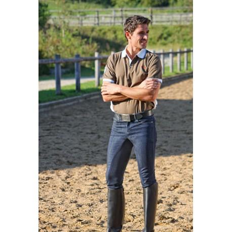 Pantalon d'équitation Denim