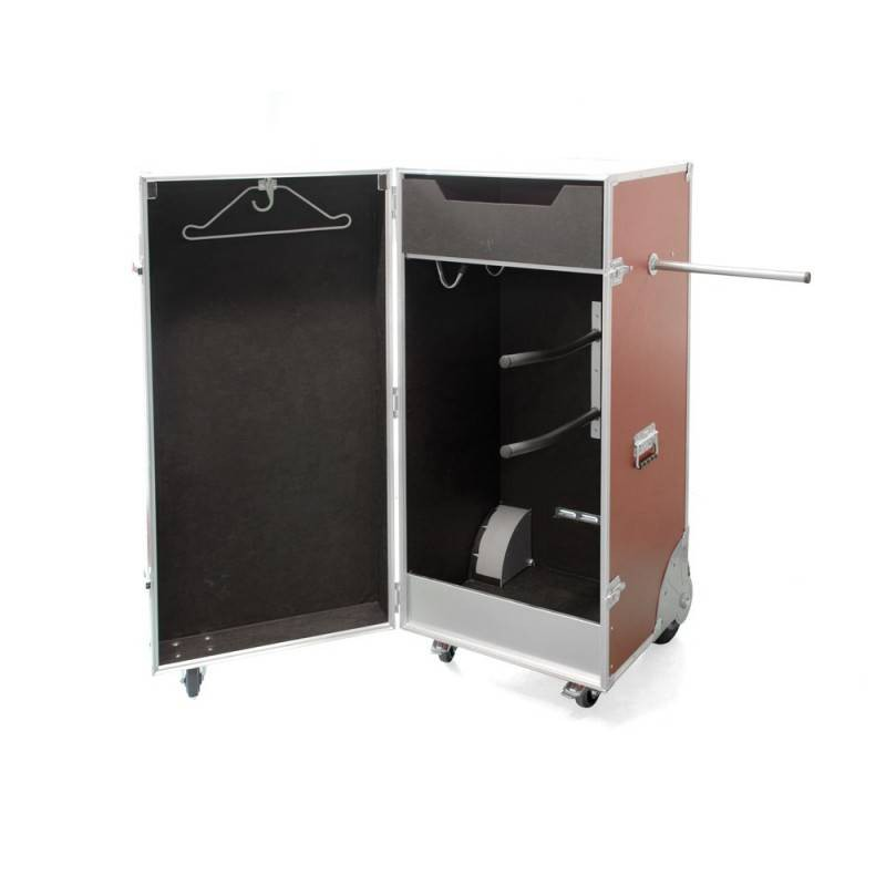 Armoire en bois laminé - Sellerie-en-ligne.com