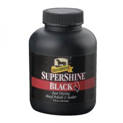 Vernis noir Supershine -Absorbine-