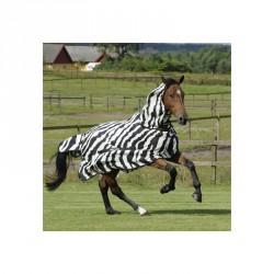 Chemise anti-mouches avec camail Buzz-off Zebra