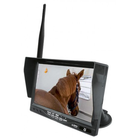 écran LCD 7 sans fil