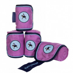 Bandes polaires Funny Horses