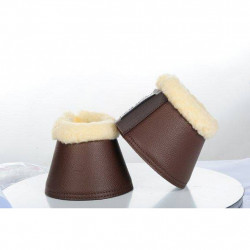 Cloches Comfort imitation cuir