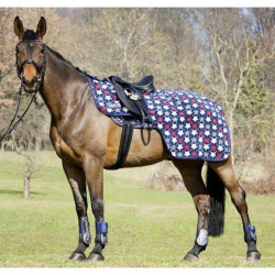 Couvre-reins Stars Allover