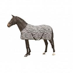 Couverture anti-mouches Zebra